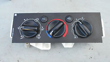 Renault Master Movano Interstar 2004-2010 Heater Control Unit With A/C