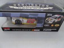 Voiture de NASCAR de courses miniatures Action