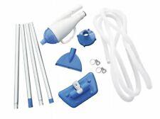 BESTWAY 58212 Swimming Pool KIT Vacuum Cleaner BOTTOM CLEANER Telescopic Stick