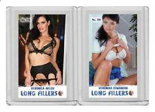 Veronika Zemanova rare MH Long Fillers #'d 2/3 Tobacco Style card no. 780