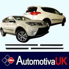 Toyota Rav4 Mk4 roce Tiras | Puerta Protectores | lado Molduras Body Kit