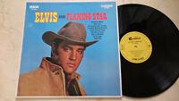 Elvis Presley Flaming Star Australia 60s Rca CAS-2304 Vinyl LP