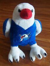 MERC MANNHEIM die adler plüschtier Maskottchen Adler blau weiß 20 cm