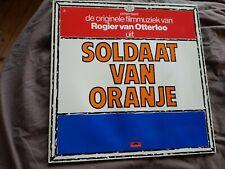 SOLDAAT VAN ORANJE LP Rare Film Soundtrack OST Rogier Otterloo 77 Verhoeven NM