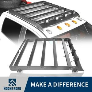 Hooke Road Roof Rack Luggage Carrier Holder For Toyota Tundra 2014-2021 Crewmax