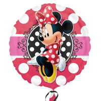 Minnie Mouse D-LISH Party Range (Disney/Birthday/Plates/Cups/Tableware)