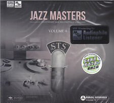"""Jazz Masters Vol.4"" STS Digital MW Coding Process Audiophile Reference CD New"