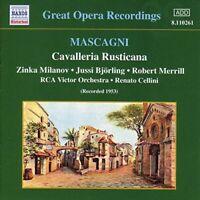 ietro Mascagni - Cavalleria Rusticana (Cellini, RCA Victor Orchestra) [CD]