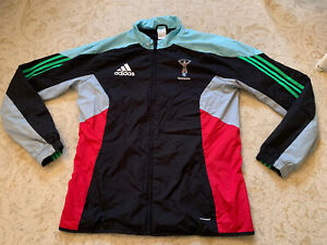 Harlequins Rugby Player Issue Training Top Size Large