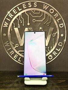 Samsung Galaxy Note10 256GB Blue (CDMA + GSM UNLOCKED) With 90 Day Warranty