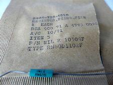 50 x Dale Mil Metal Glaze Widerstand 11 KOhm, 1/2 Watt  , Film Resistors, Hi-Q