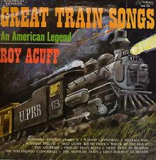 ROY ACUFF - GRANDE TRENO SONG - HICKORY LPM 125 LP (X383)