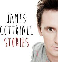 JAMES COTTRIALL Stories (2015) 12-track CD album NEW/UNPLAYED
