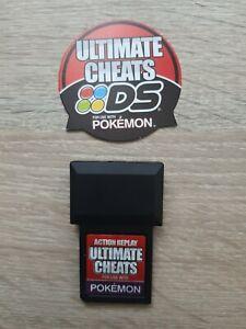 Action Replay Nintendo DS Pokemon Pokémon Cheatmodul Schummelmodul Ultimate 🔥🔥