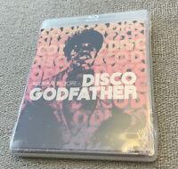 DISCO GODFATHER Blu Ray/DVD 1979 Vinegar Syndrome Rudy Ray Moore Region Free New