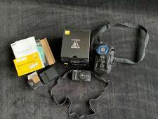 Nikon Coolpix A DX plus two batteries and Tamrac bag