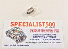 FIAT 500 F/L/R LAMPADINA PER FANALINO LUCE TARGA FANALE POSTERIORE