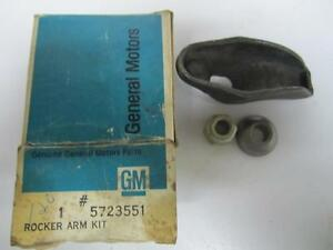 62-89 Buick Chevrolet Olds Pontiac GMC 4cyl 6cyl Rocker Arm Kit NOS 5723551