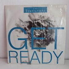 "MAXI 12"" THE TEMPTATIONS Get ready 860027 1"