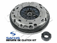 FOR AUDI A4 A6 PASSAT 1.9 SKODA 130BHP 115BHP SACHS DUAL MASS FLYWHEEL CLUTCH