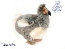 Dodo. Plush Soft Toy Bird by Hansa . 5139 Mythical/Extinct Bird.