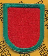1-43 ADA Artillery 172 Inf Airborne beret flash patch