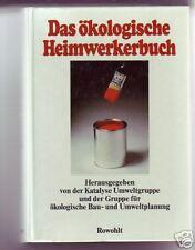 Öko--Das Ökologische Heimwerkerbuch--TOP