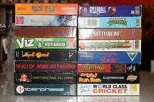 16 Games for ATARI ST 520ST E FM 1040ST E FM MEGA ST Medium Game Box VGC