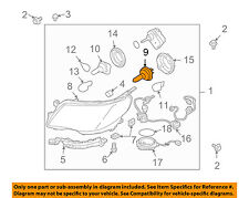 SUBARU OEM 06-13 Forester-Headlight Headlamp Bulb 84920AE010