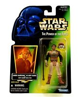 Star Wars Power of The Force (Foil) - Lando Calrissian as Skiff Guard Figure