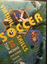 Virtual Soccer Skills - Top 20 Moves For Youth Soccer Players - DVD