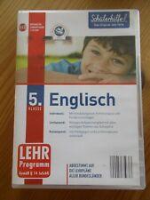 Englisch 5. Klasse Lernsoftware Schülerhilfe