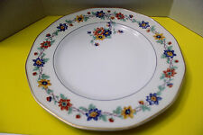 HAVILAND THEO  Limoges SAUMUR  Dinner Plate  10 1/4""