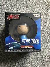 FUNKO DORBZ SPOCK STAR TREK THE ORIGINAL SERIES #400 (VAULTED)