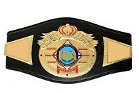 IBA Boxing World Championship Belt Adult Full Size