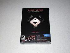 Axiom Verge: Multiverse Edition Sony PlayStation 4 Sealed