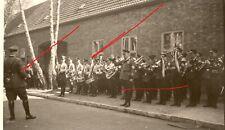 WWII WK  photo soldats allemands musiciens Luftwaffe.... 100% originale
