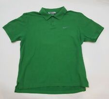 Nike Golf Men's Polo Shirt ~ green ~ medium