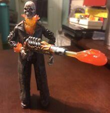 "Marvel Legends Ghost Rider Movie Series 6"" Inch Caretaker Action Figure with Gun"