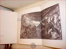 ARTE - GOYA LOS PROVERBIOS LOS DISPARATES Madrid 1891 Catalogo Tavole Pieghevoli