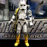 STAR WARS 30th TAC Imperial EVO TROOPER tfu force unleashed