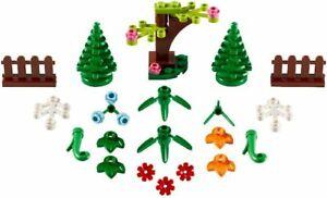 Lego Xtra Botanical Accessories 40376 Polybag BNIP