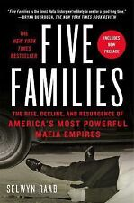 Five Families: The Rise, Decline, and Resurgence of America's Most Powerful Mafi