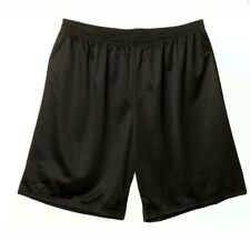 Mens Alleson Athletic MESH Shorts S Small Black NEW free shipping