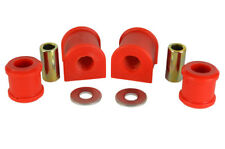 Jeep Wrangler JK Rear Sway Bar & End Link Bushing Kit 19mm Sway Bar RED Poly