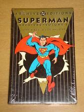 DC SUPERMAN EDIZIONI ARCHIVIO VOL 3 problemi di età d'oro RILEGATO GN 156389002X