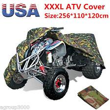 XXXL Camouflage ATV Quad Bike Outdoor Cover FOR Yamaha Banshee Big Bear Bruin US