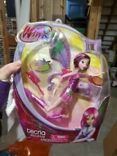 "WINX CLUB * BELIEVIX  TECNA *  11.5"" Tall NIB JAKKS Pacific"