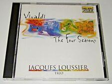 Jacques Loussier Trio - Vivaldi: The Four Seasons (CD, 1997, Telarc Jazz)