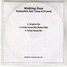 (EN890) Walking Over, SnakeyMan ft Teezy & B Lewis - DJ CD